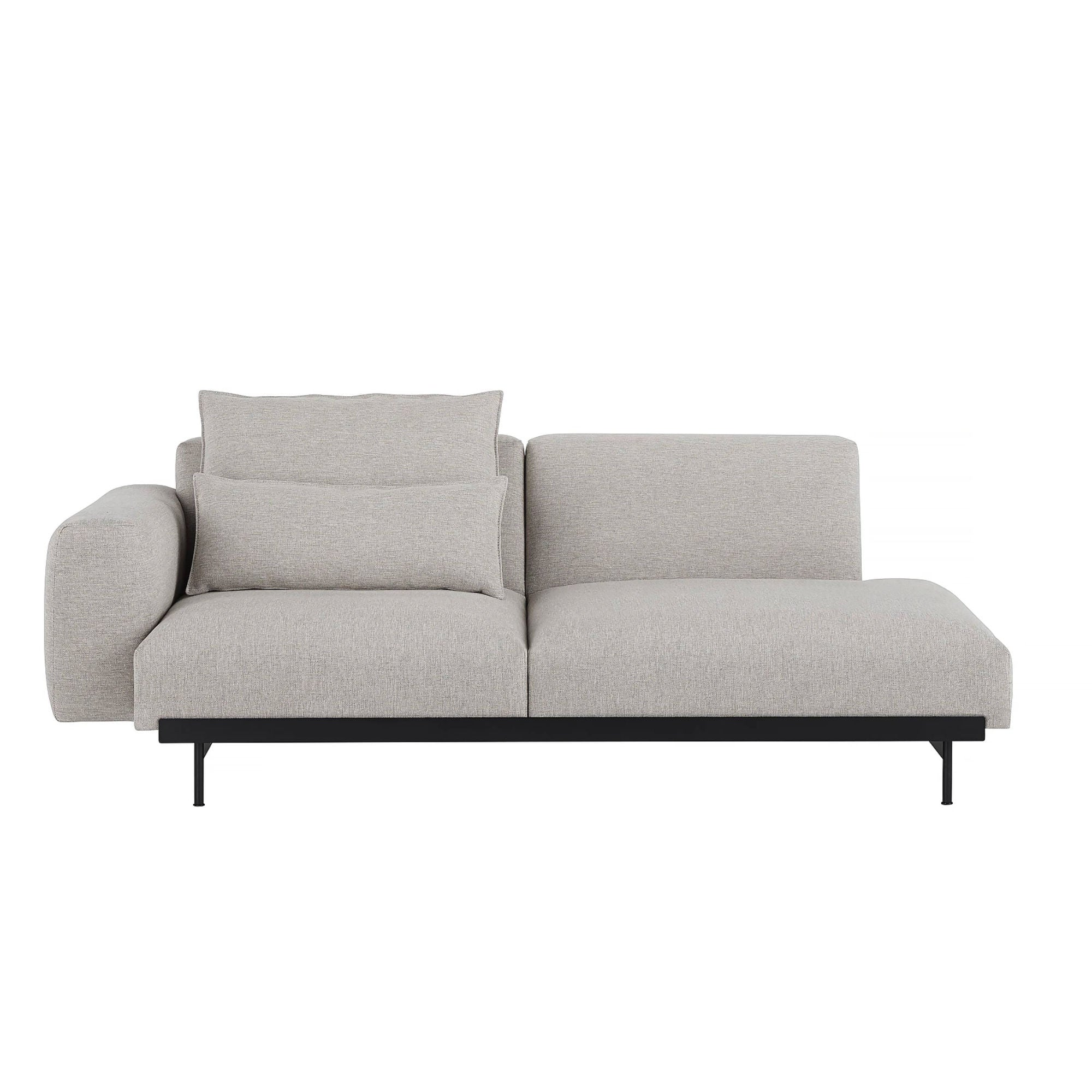 Muuto In Situ Modular Sofa 2-Seater Configuration 2/3 , Clay 12