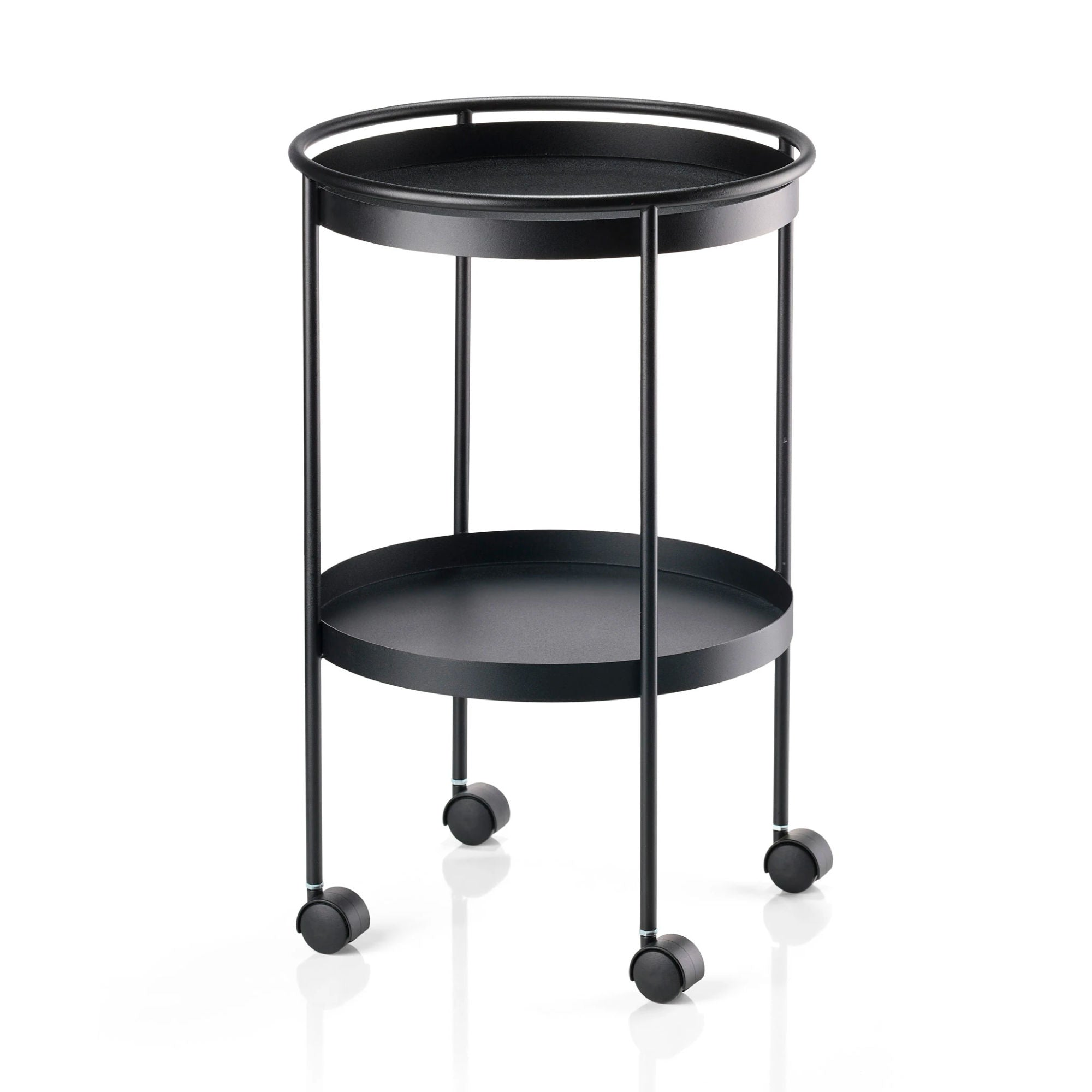 Zone Denmark Rock Bar Trolley , Black