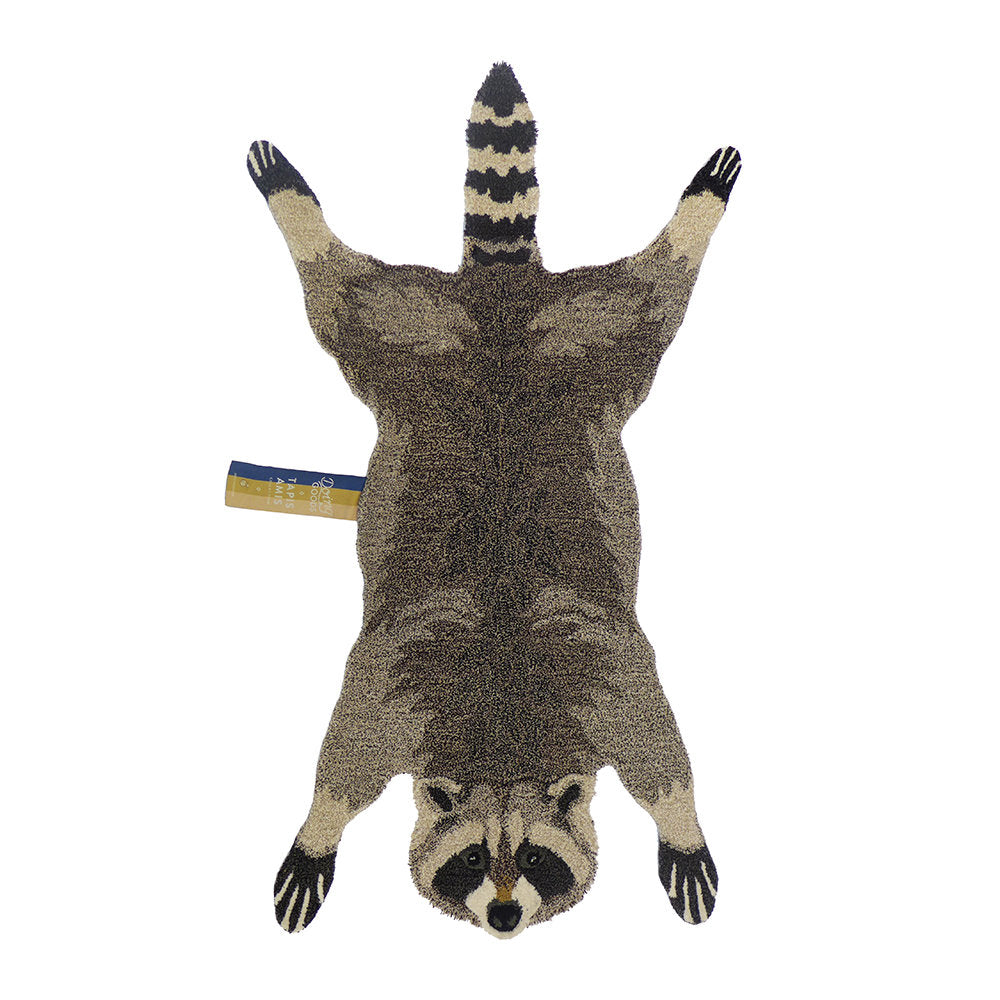 Doing Goods Racoon Rug 111x68cm