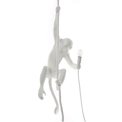 Seletti The Monkey Lamp Ceiling