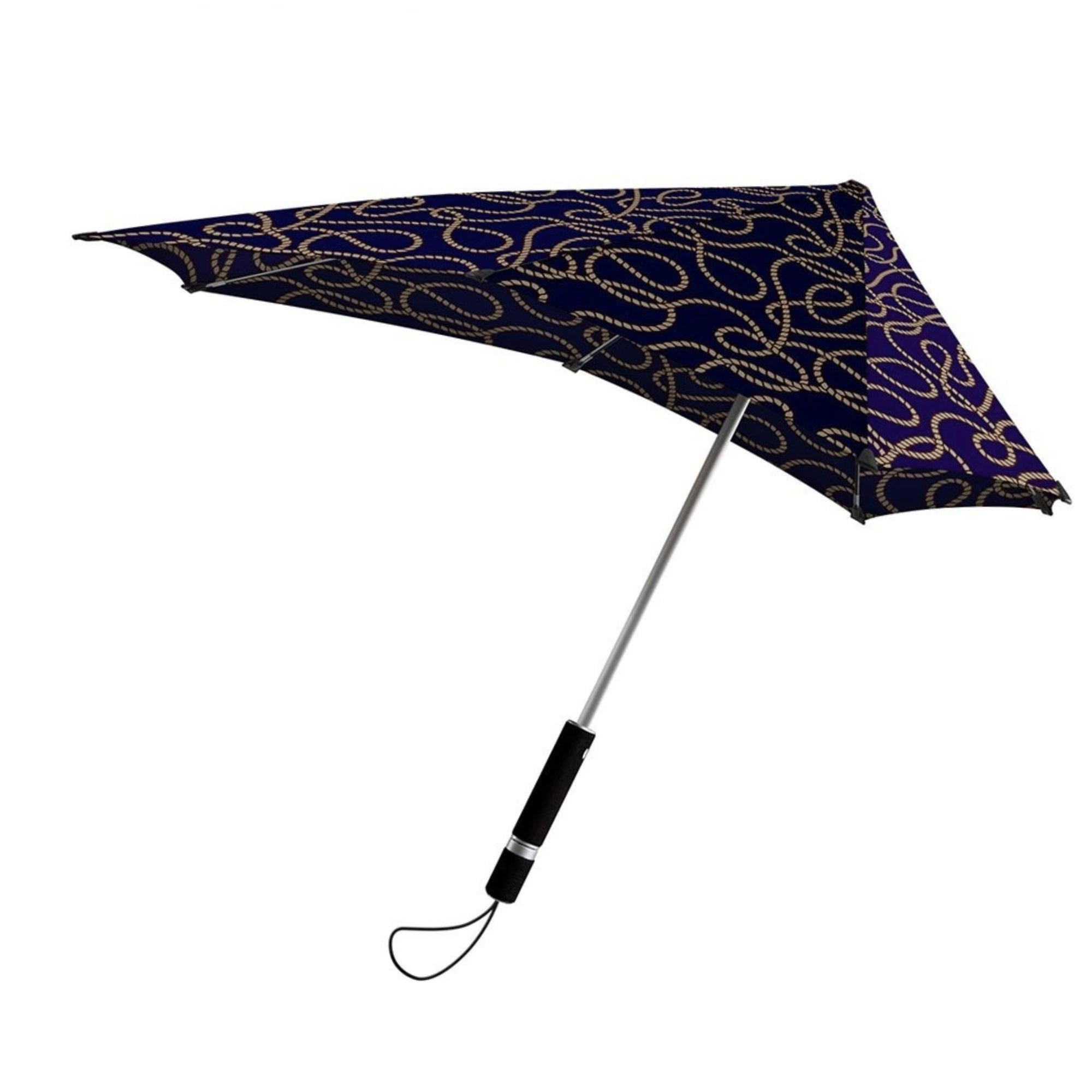 Senz° Original storm umbrella, rope works
