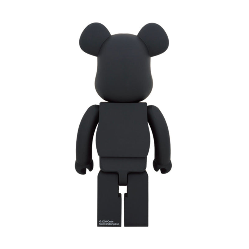 BE@RBRICK Oasis Black Rubber 1000% (To be shipped in late Jan 2021)