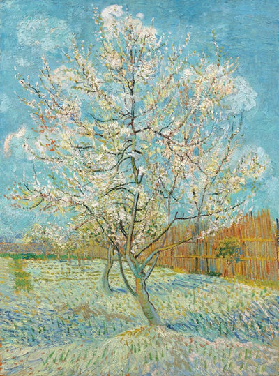 Van Gogh IXXI The Pink Peach Tree