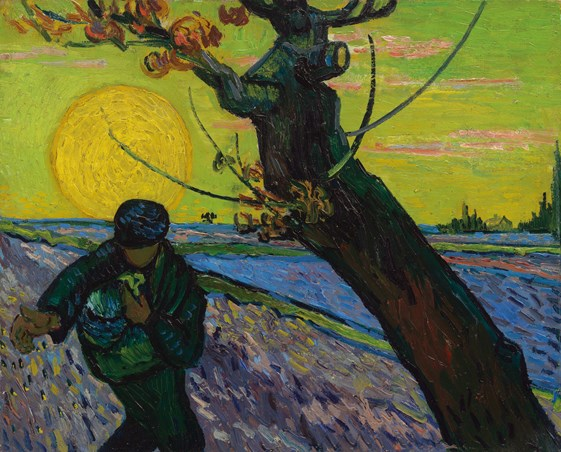 Van Gogh IXXI The Sower