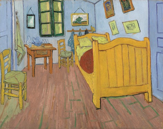 Van Gogh IXXI The Bedroom