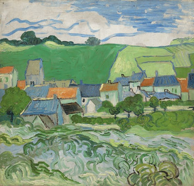 Van Gogh IXXI View of Auvers