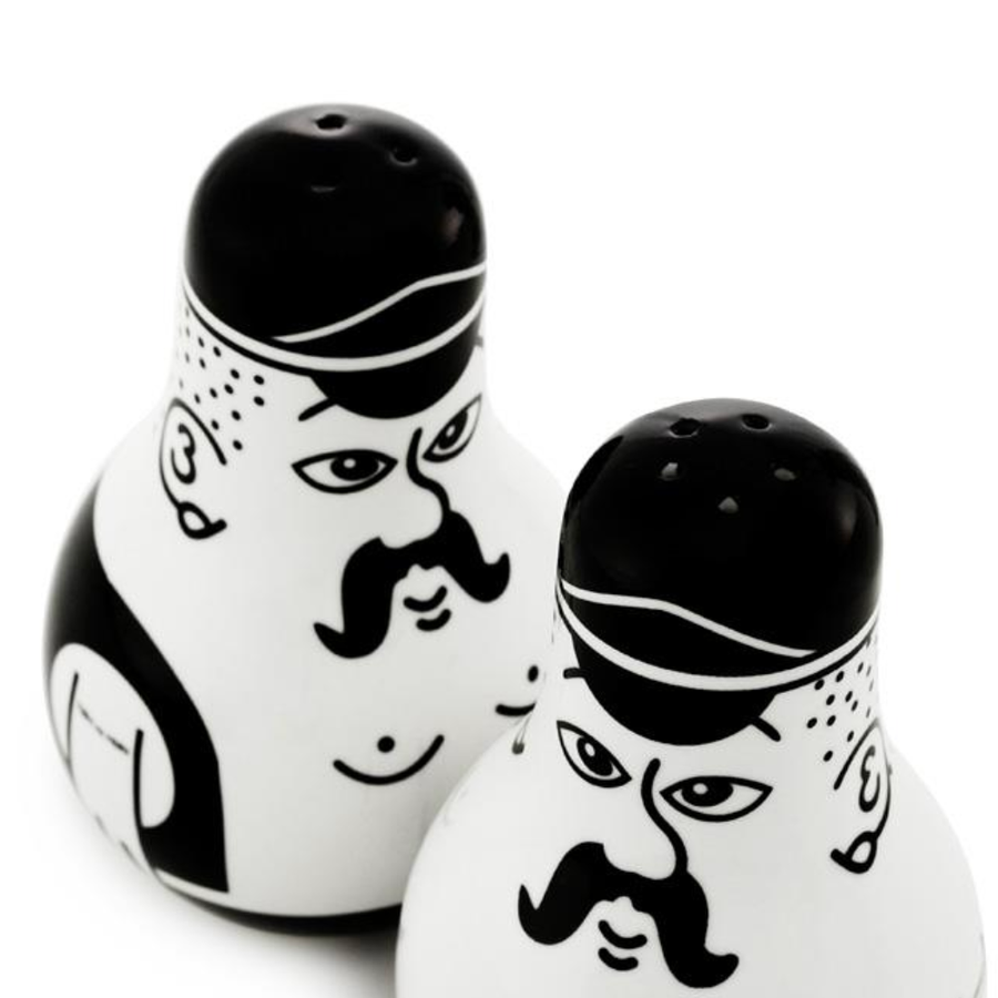 Friends Salt & Pepper