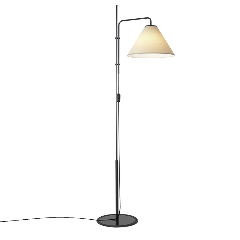 Marset Funiculi Fabric Floor Lamp h158cm