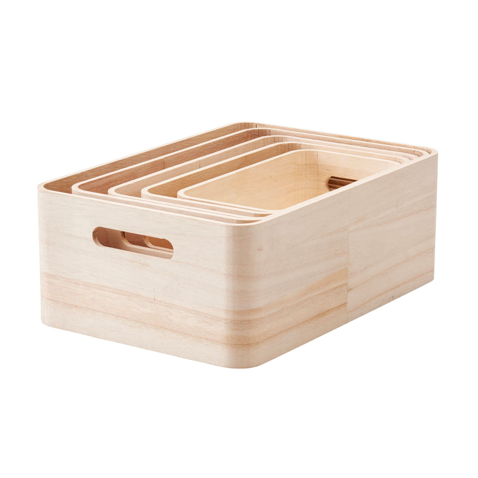 Stelton Save-It Storages Box 5 Pcs