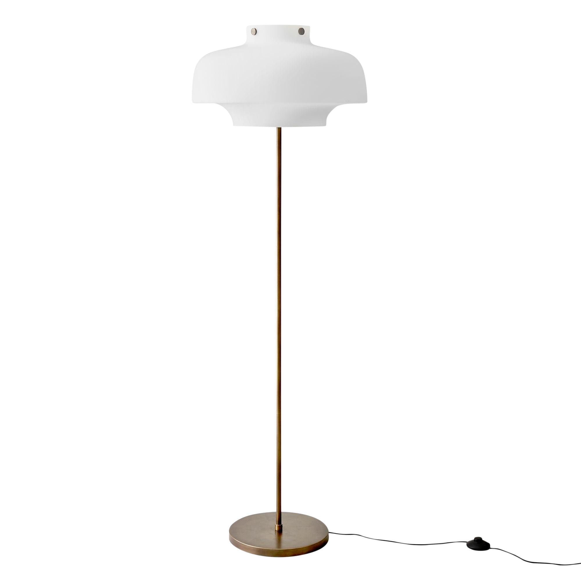 &Tradition SC14 Copenhagen floor lamp