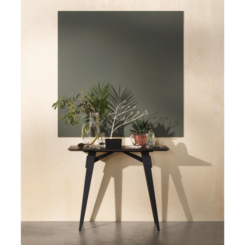 Design House Stockholm Arco Side Table , Black