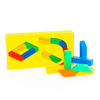 Areaware Little Architect Magnetic Toy Blocks