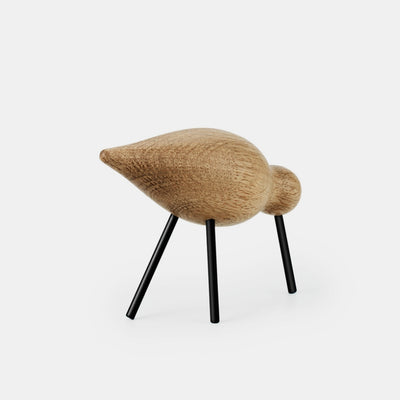 Normann Copenhagen Shorebird . Black Oak