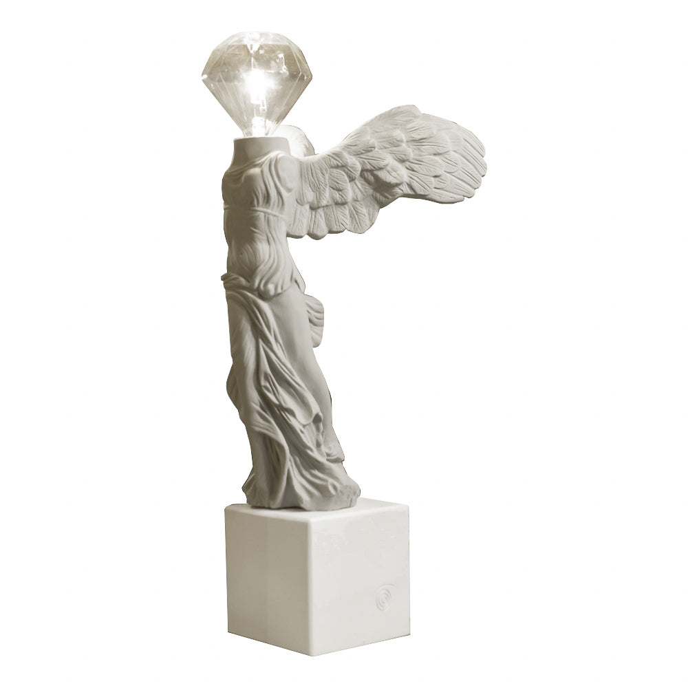 Sophia Winged Nike of Samothrace Table Lamp 52.5cm
