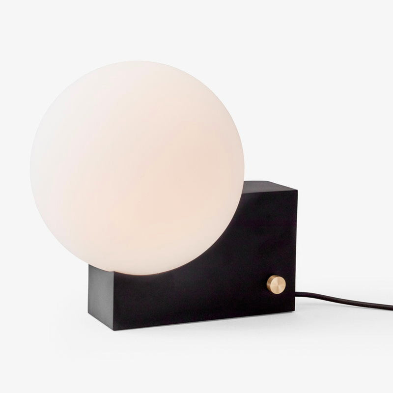 SHY1 Journey table/wall lamp, black