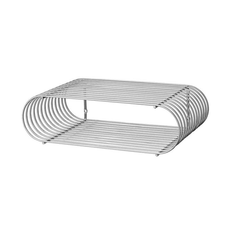 AYTM Curva Shelf , Silver