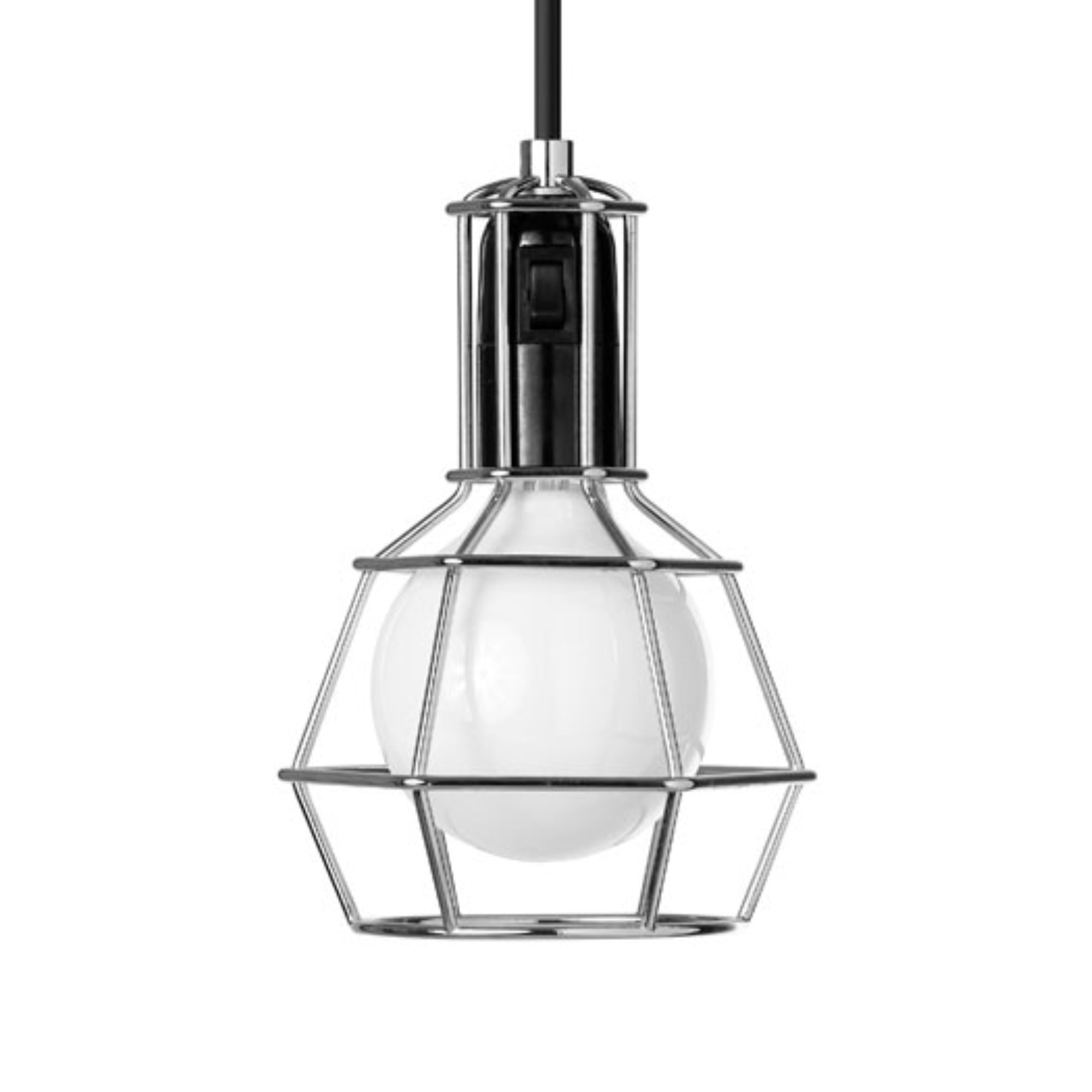 Design House Stockholm Work Lamp , Chrome