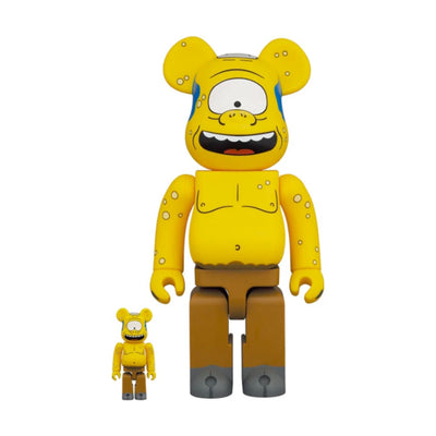 BE@RBRICK Simpsons Cyclops 100% & 400% (To be shipped in Late June 2021)