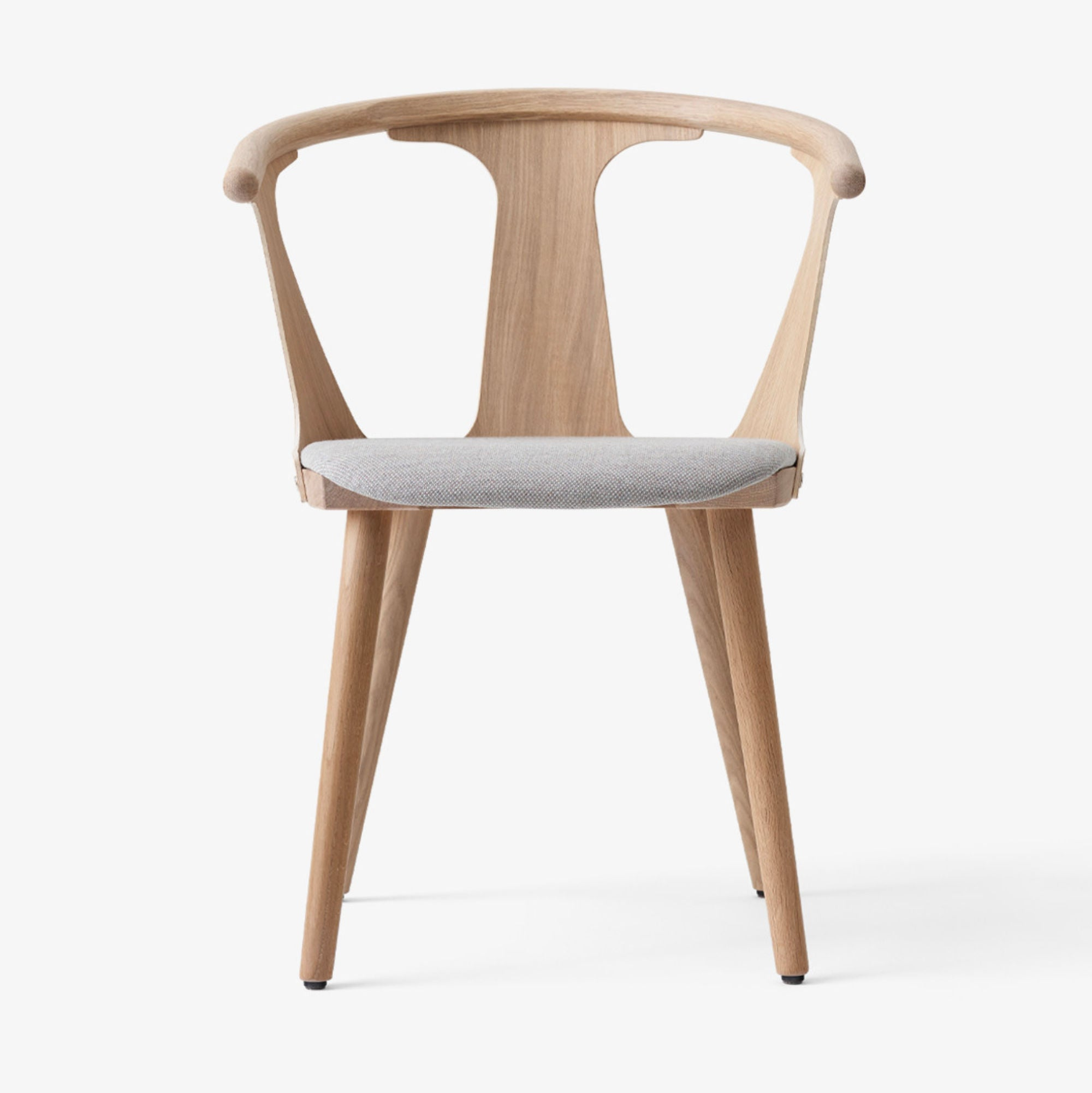 &Tradition SK2 In Between Chair , Fiord251 - White Oiled Oak