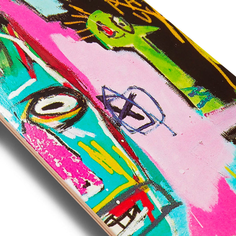 The Skateroom skateboard set, Jean-Michel Basquiat In Italian