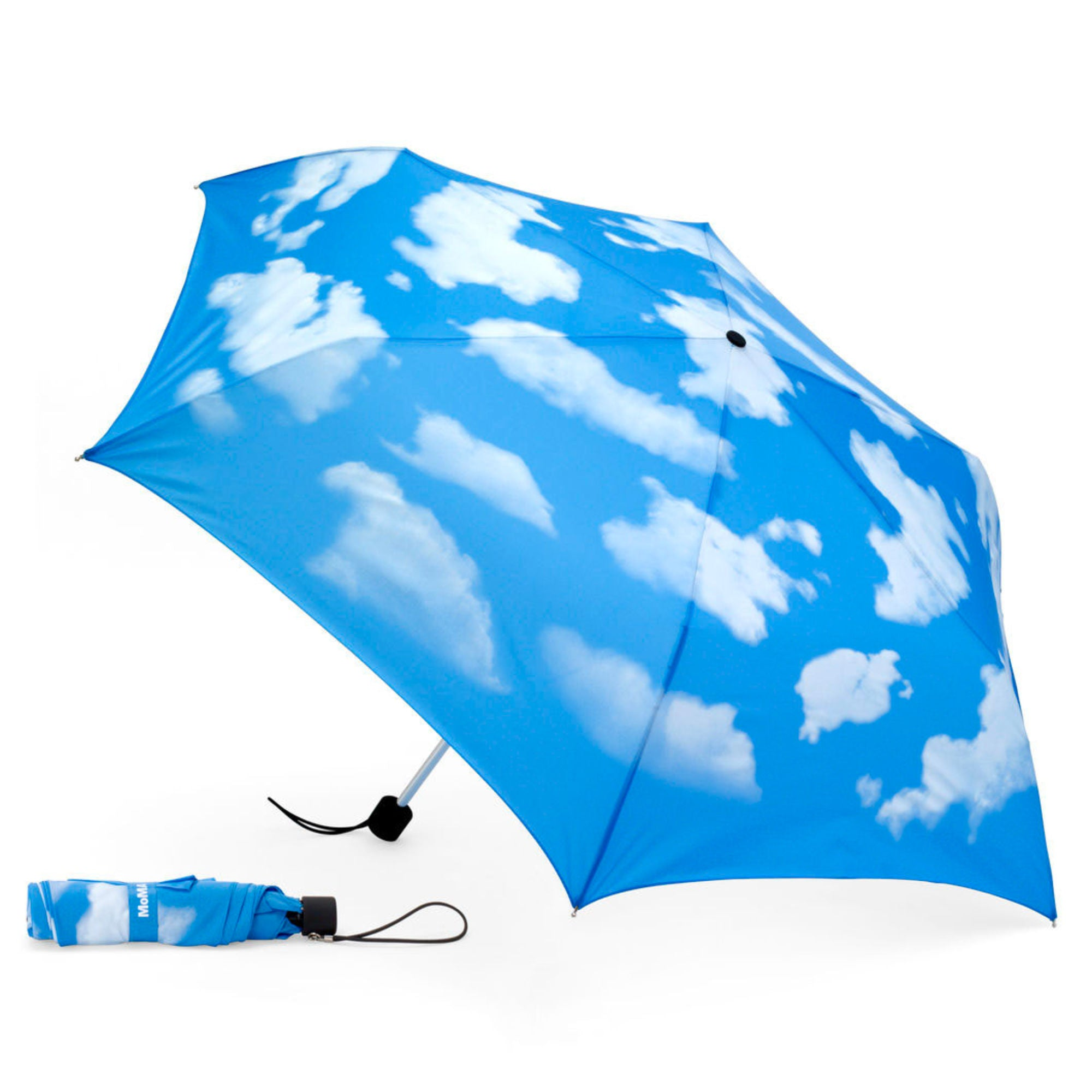 MoMA Sky Light Folding Umbrella