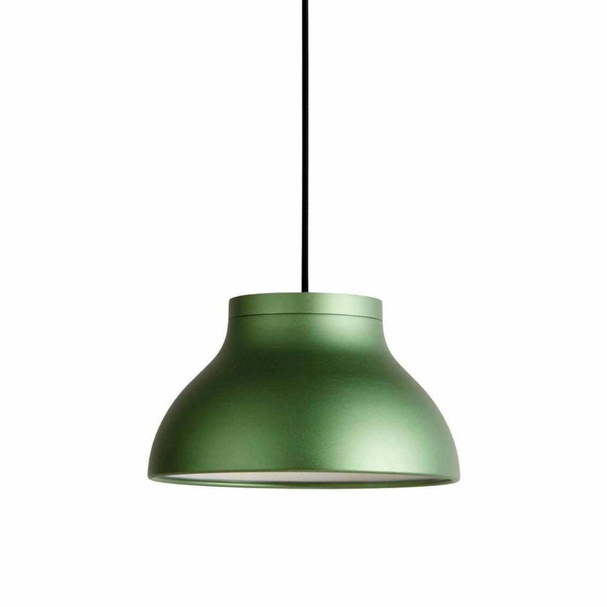 Hay PC pendant lamp, emerald green