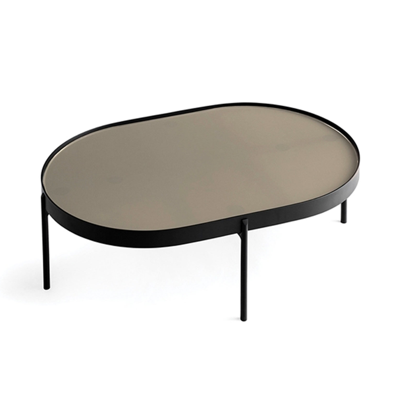 Menu NoNo coffee table small 75x50xh25cm