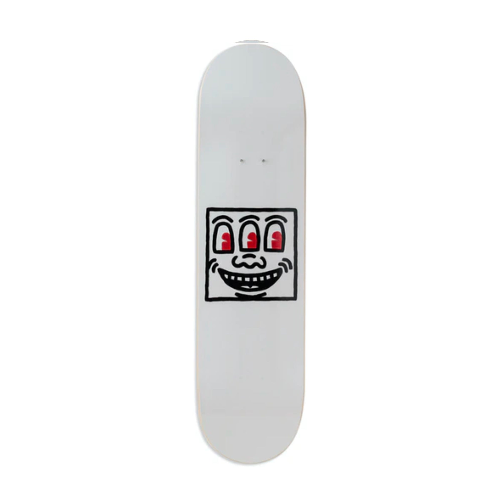 The Skateroom skateboard, Keith Haring Untitled (Smile)