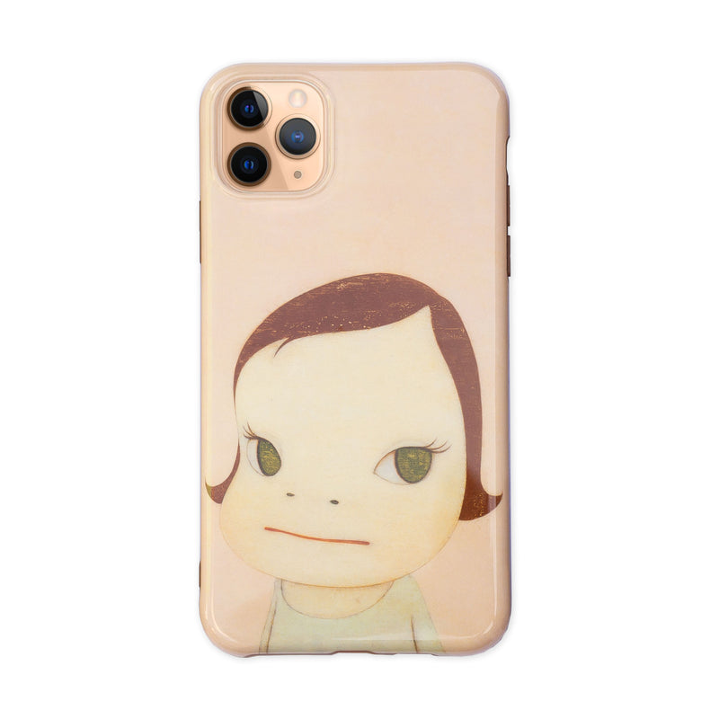 Yoshitomo Nara 2020 mobile case for iPhone 11 pro Max, Puffy