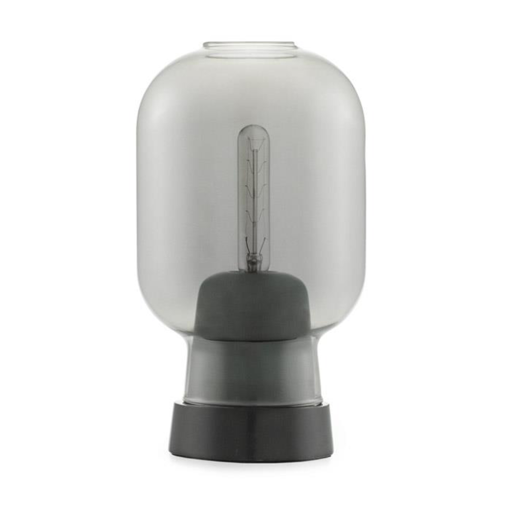 Normann Copenhagen Amp Table Lamp Ø14xh26.5cm