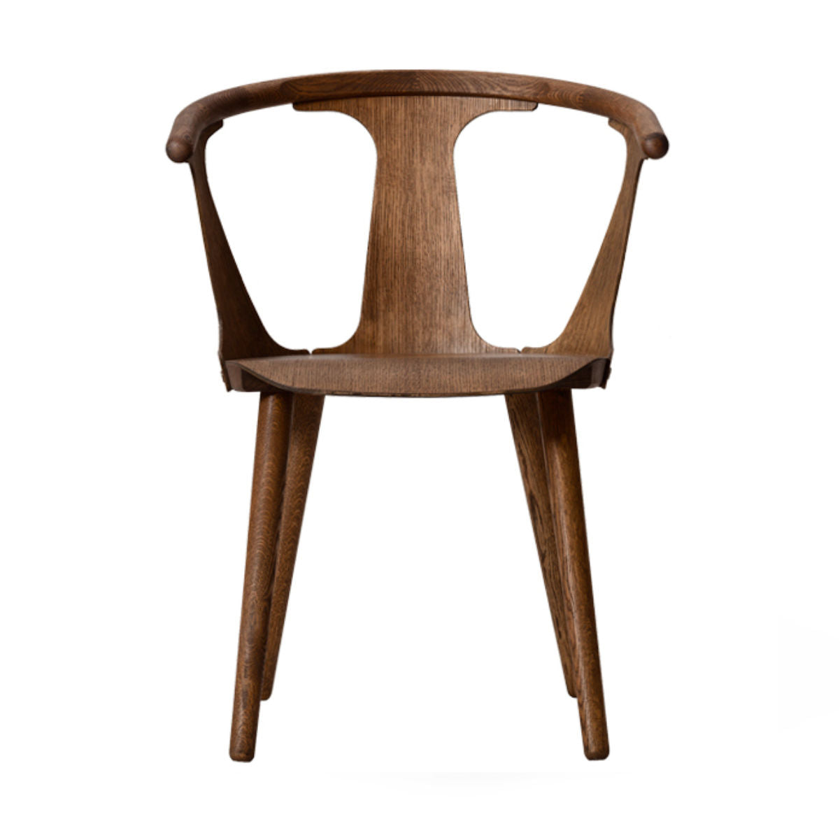 &Tradition SK1 In Between Chair , Smoked Oiled Oak