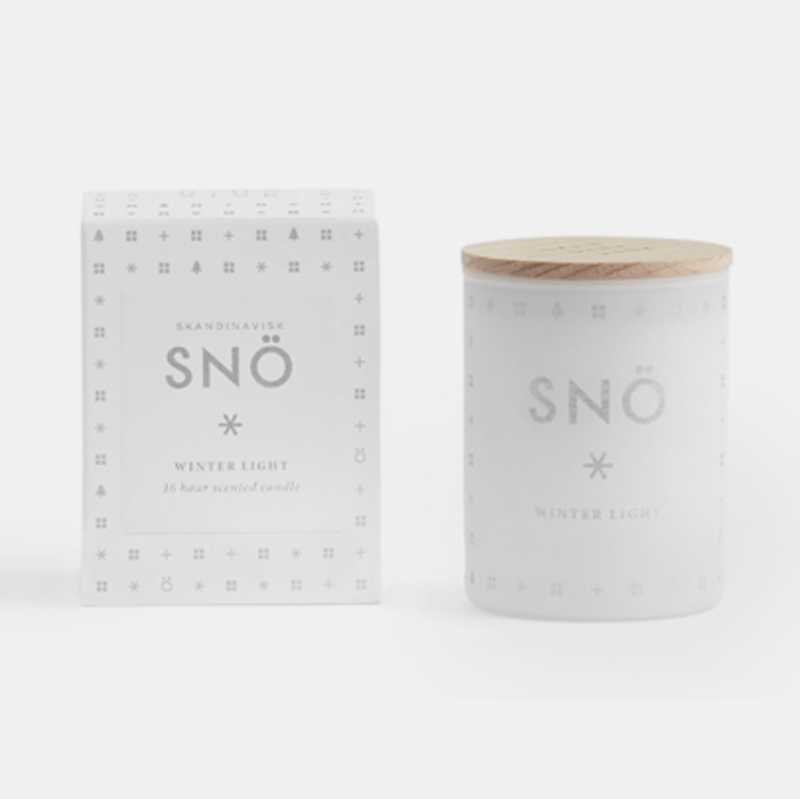 Mini Scented Candle . SNÖ