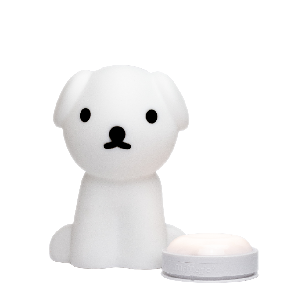Mr Maria My First Light rechargeable travel lamp 30cm, Snuffy