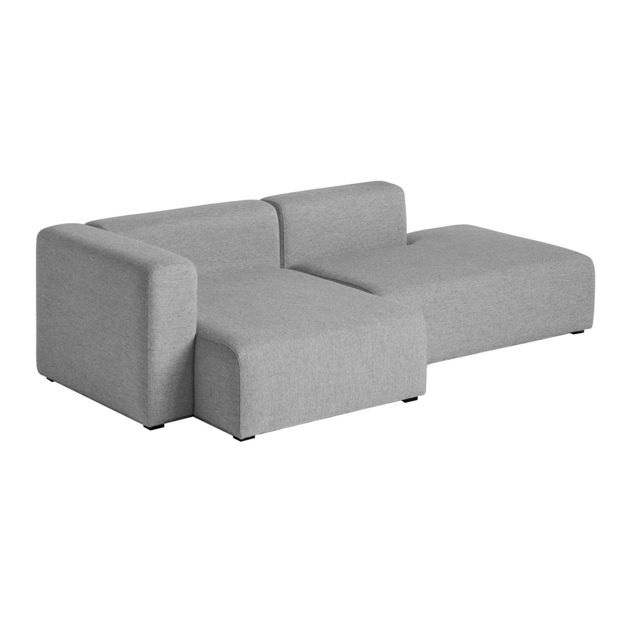 Hay Mags 2.5 seater lounge sofa, steelcut trio 133