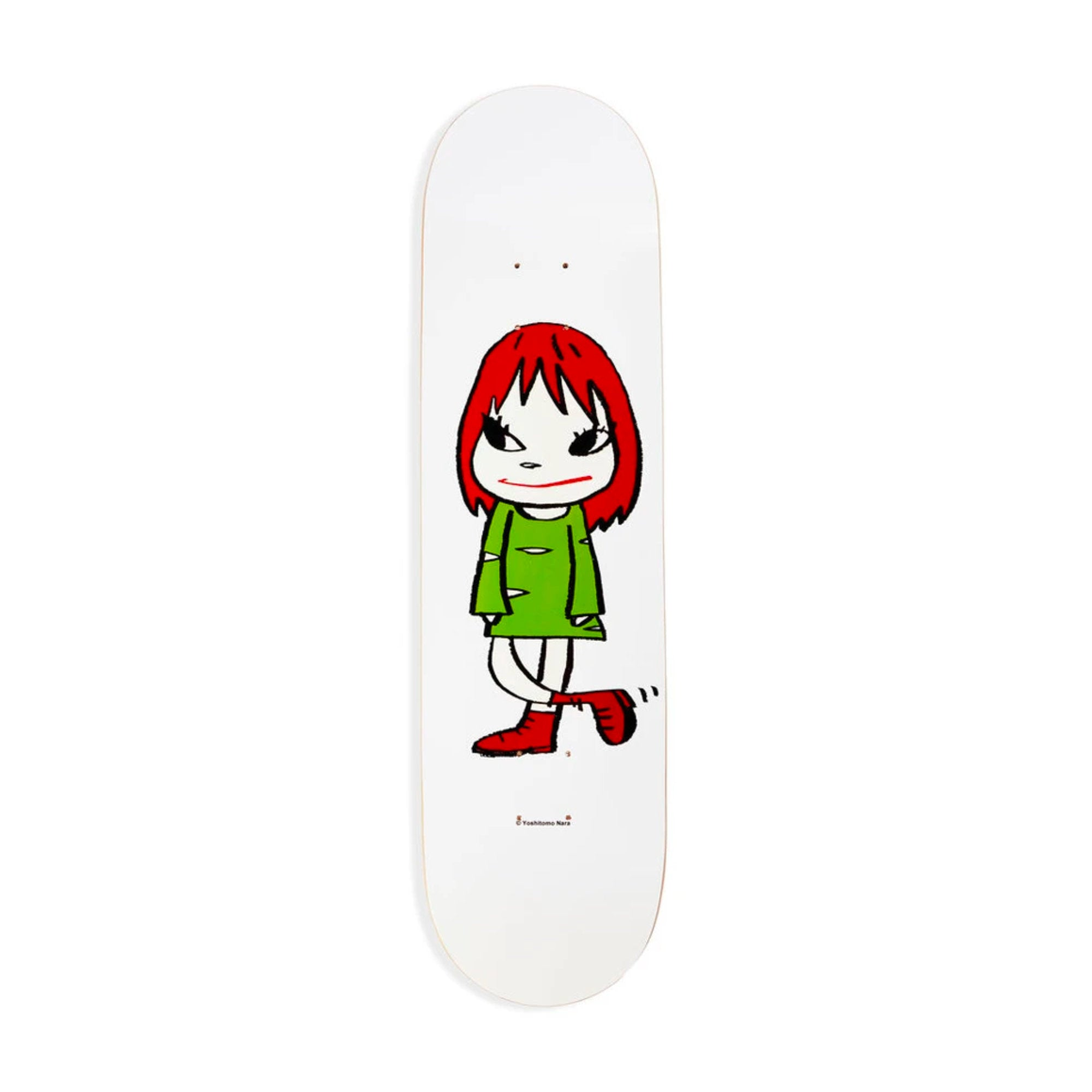 Yoshitomo Nara Wall Mounting Skateboard , Solid First