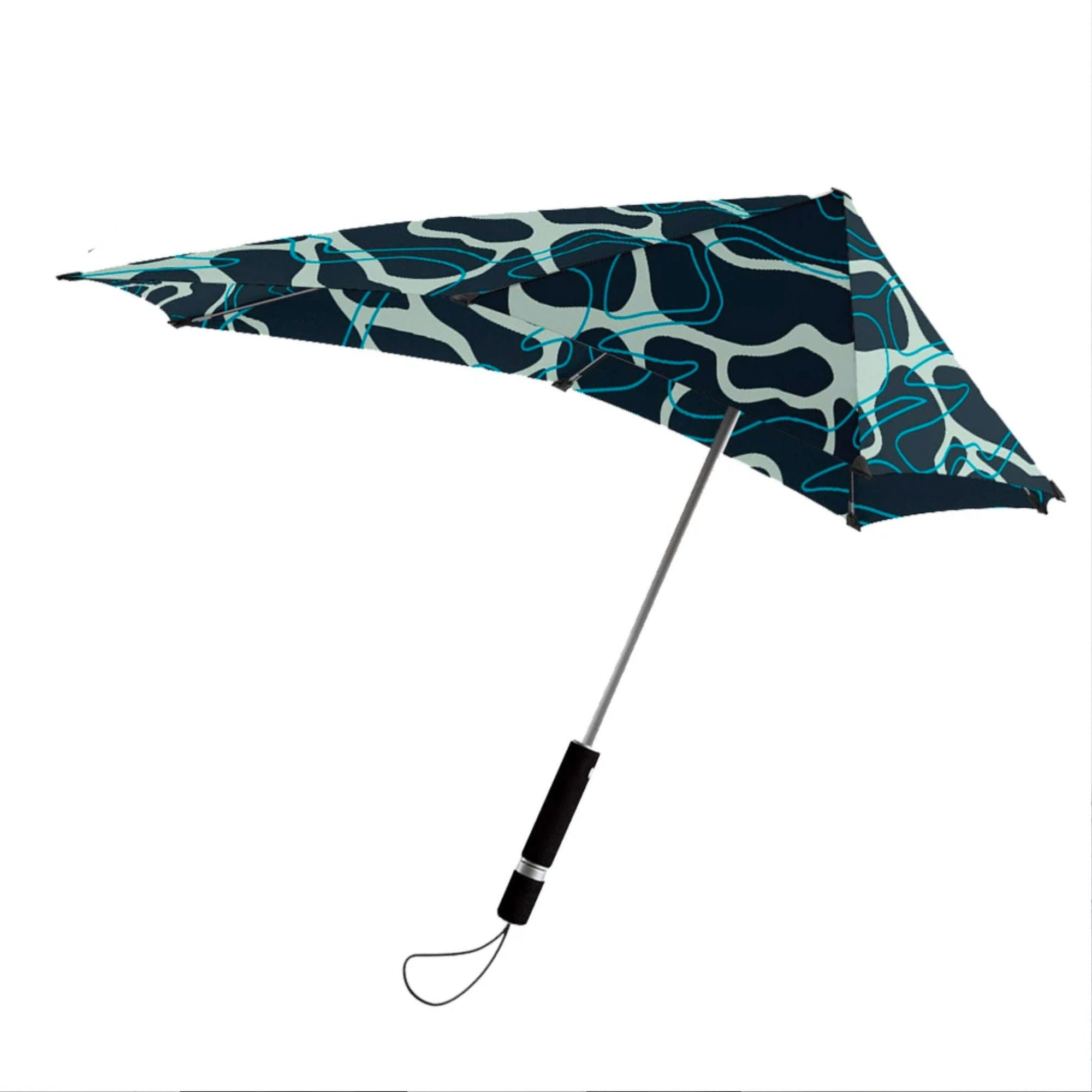 Senz° Original storm umbrella, stormy water