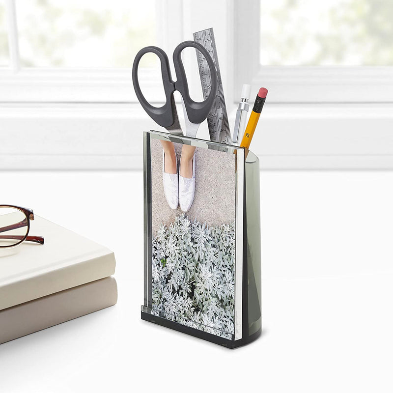 Umbra Optic photo holder, spruce