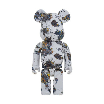BE@RBRICK Jackson Pollock Studio (SPLASH) 1000%