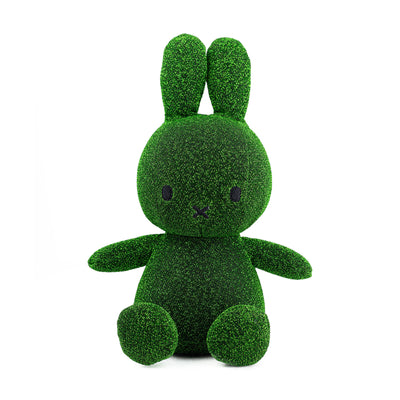 Miffy Sparkle Plush 23cm , green