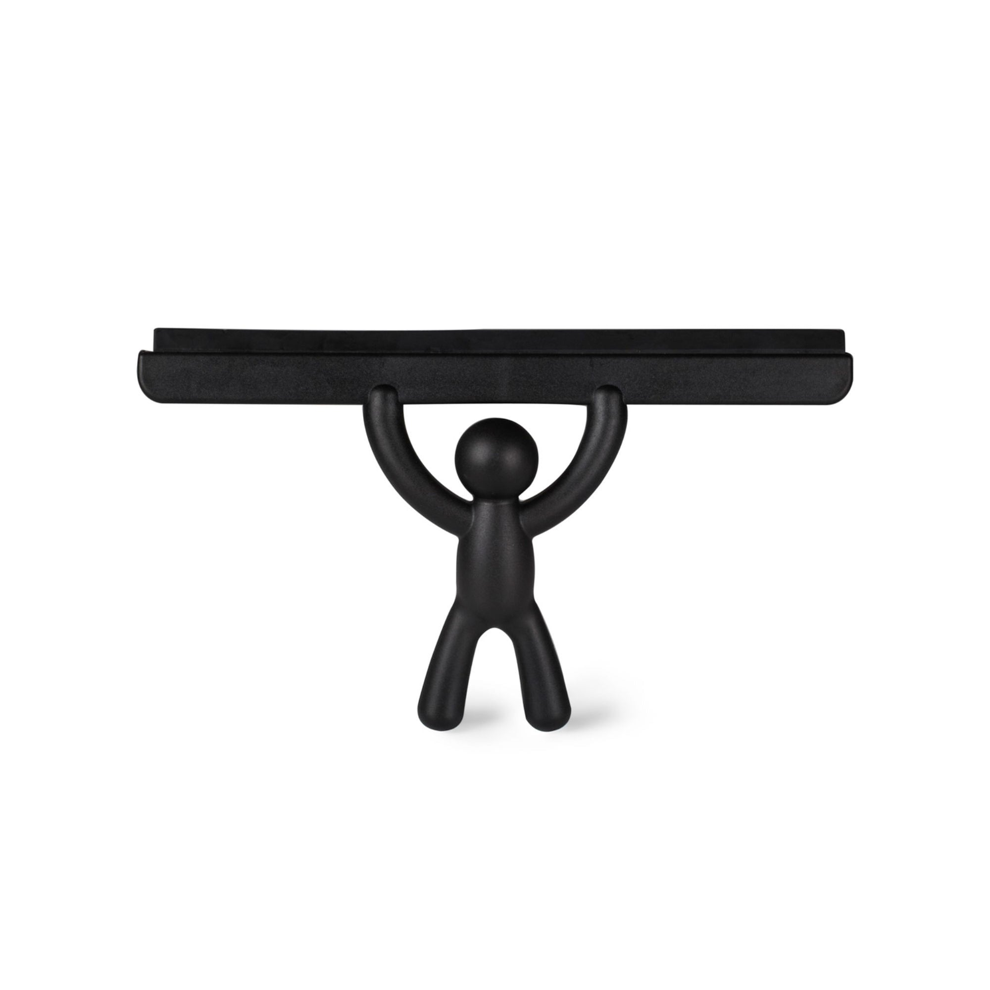 Umbra Buddy mirror squeegee, black