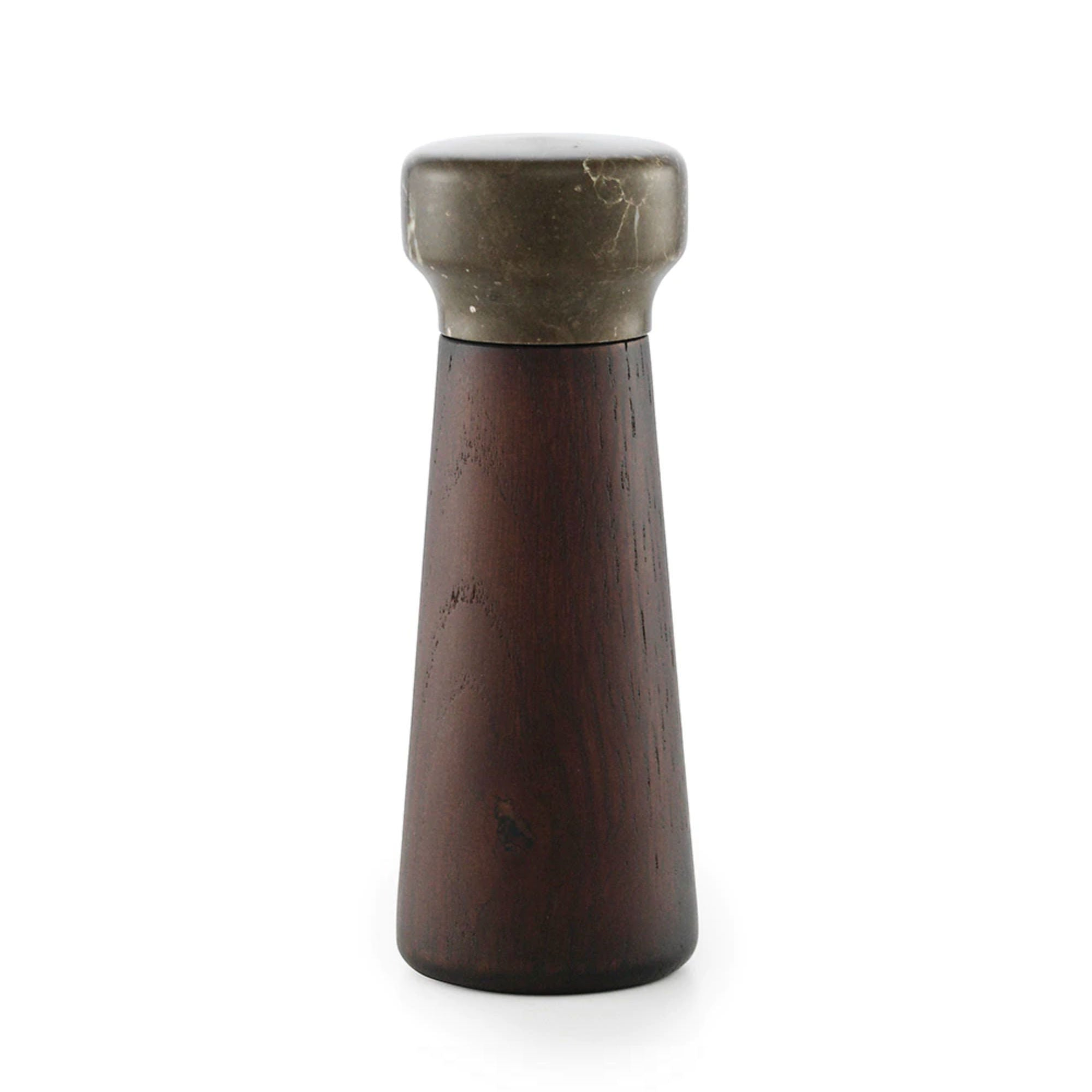 Normann Copenhagen Craft Pepper Mill, small - stained oak