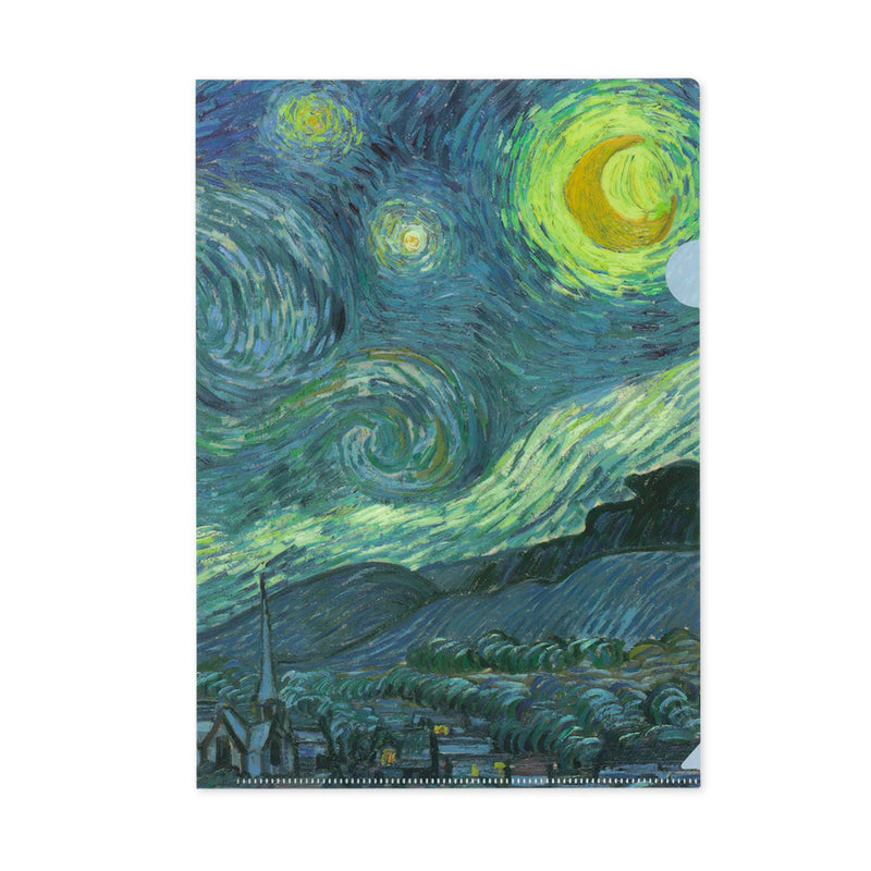 MoMA Vincent van Gogh Starry Night Folder
