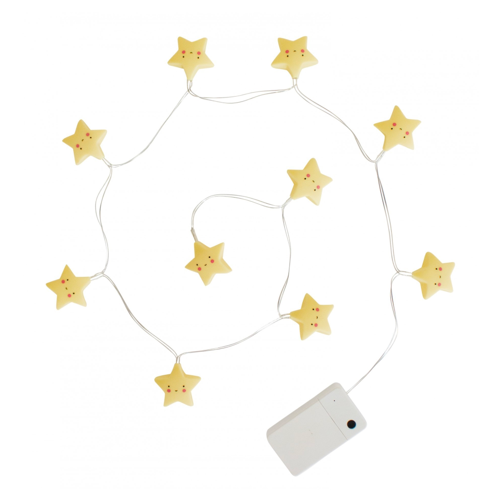 A Lovely Little Company Star String Light