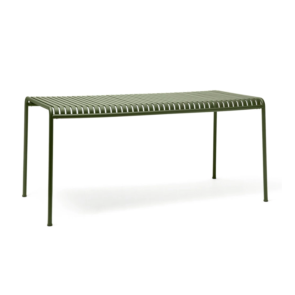 Hay Palissade Table Rectangular 160 x 80 cm