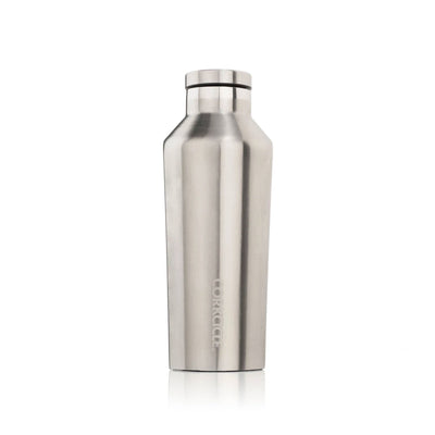 Corkcicle Canteen 9oz , Steel