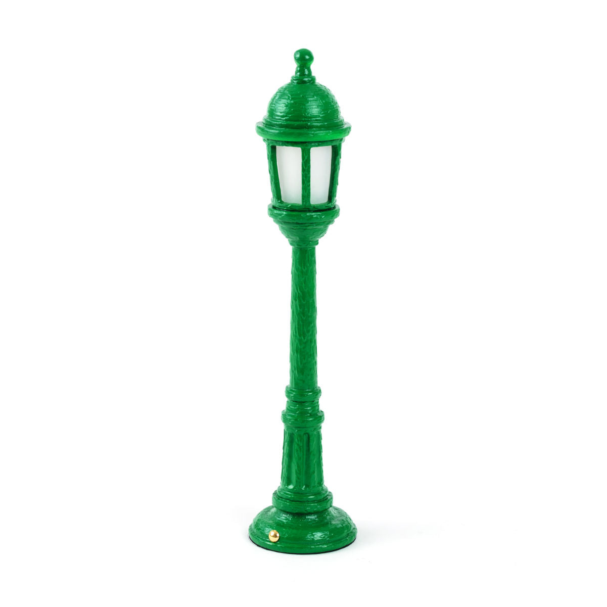 Seletti Street lamp dining green