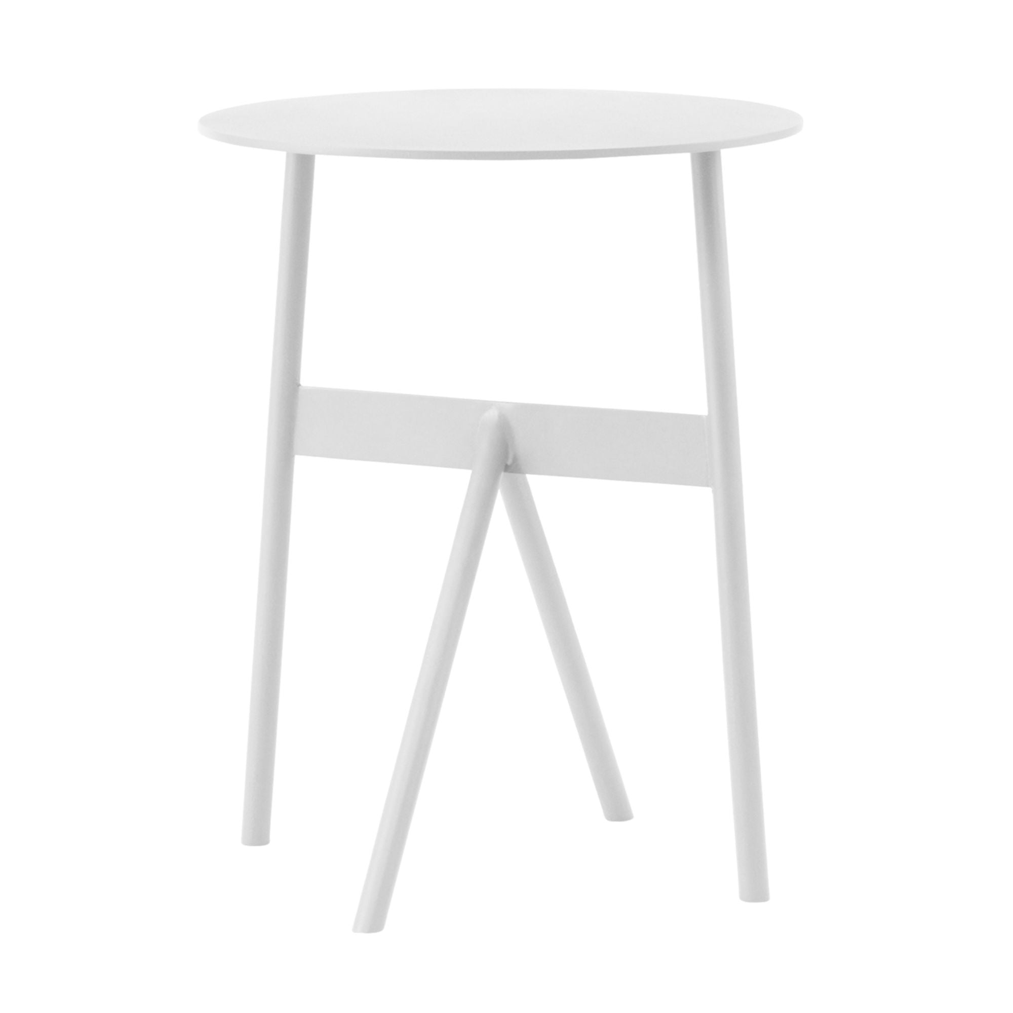 Normann Copenhagen Stock Table , White