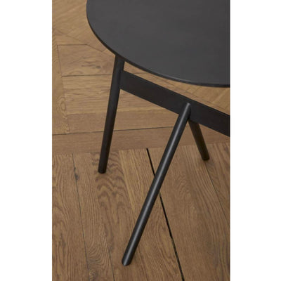 Normann Copenhagen Stock Table , Black
