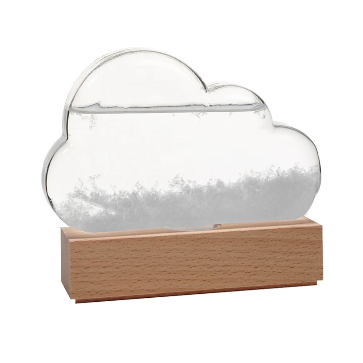 Bitten Design Storm Cloud weather predicting station