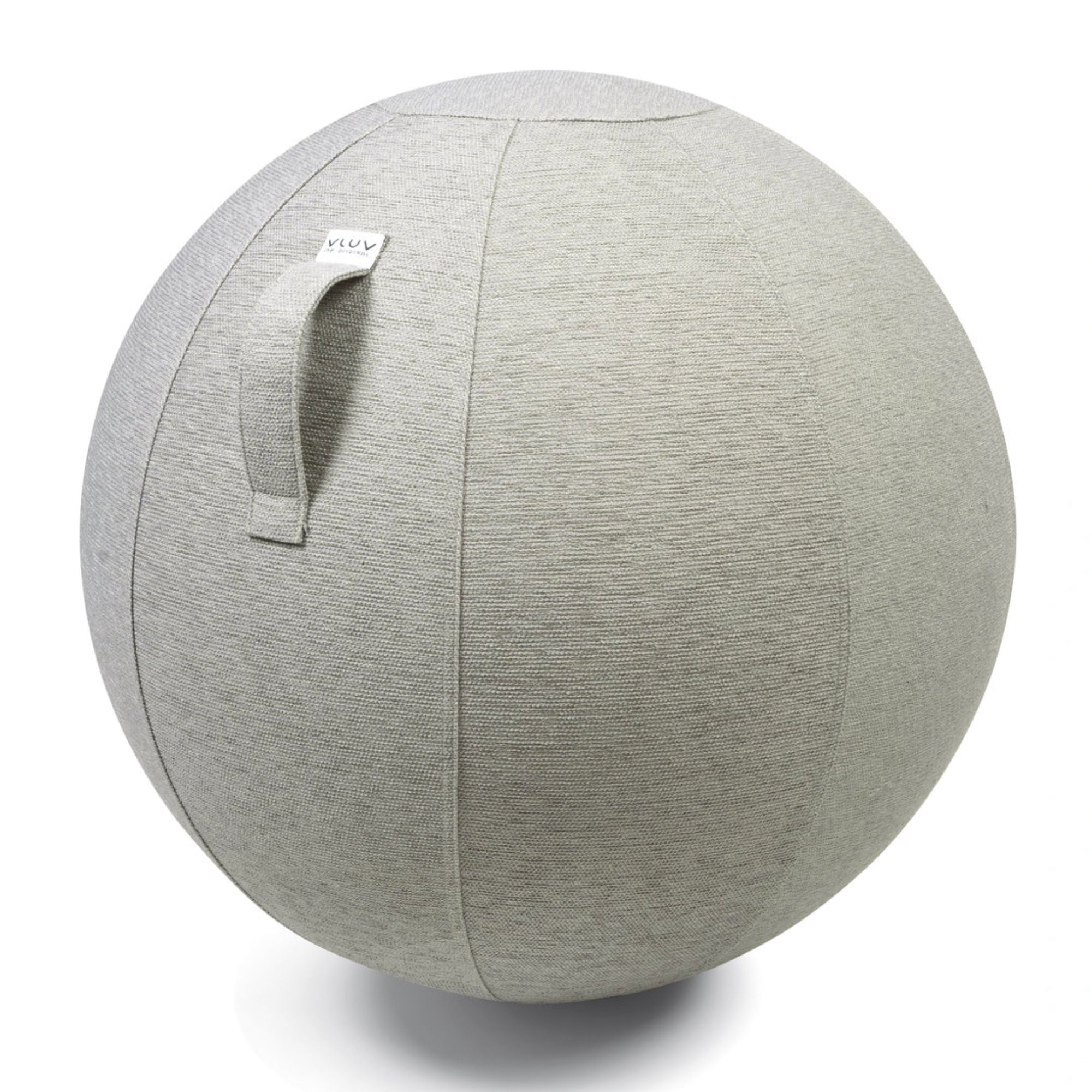 VLUV STOV active sitting & yoga ball Ø55cm, concrete